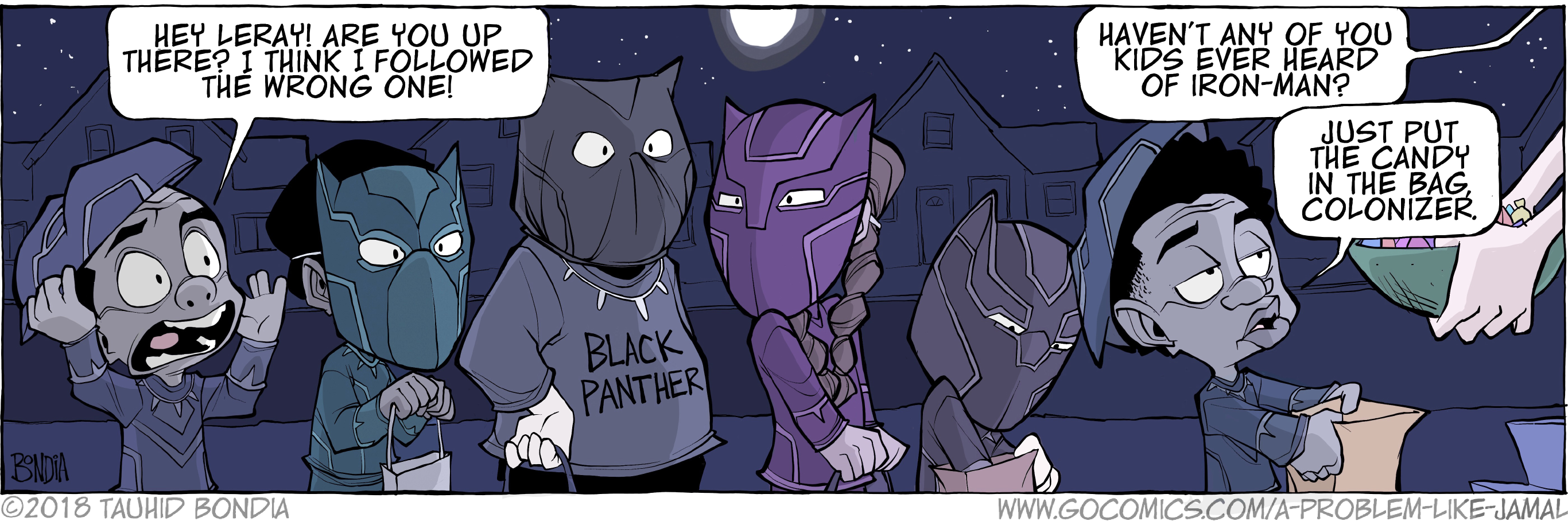 Wakanda Forever and Ever and Ever…
